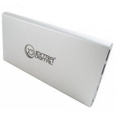 Мобильный аккумулятор Extradigital YN-012 (12 000 mAh) Silver